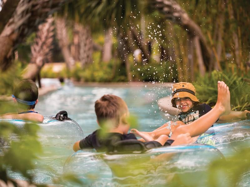 Le Four Seasons Orlando est un paradis pour les enfants.