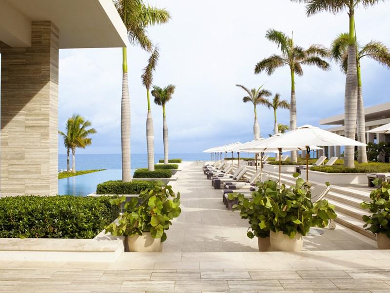 Un cadre relaxant à Anguilla