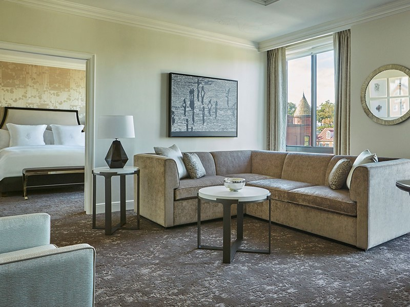 Georgetown One-Bedroom Suite