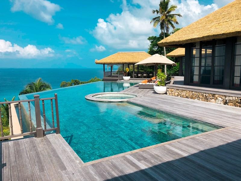 Private Pool Twin/Spa Villa
