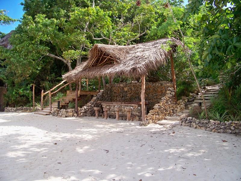 Rafraichissez vous au Beach Bar