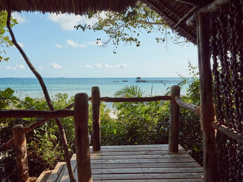 Panorama imprenable depuis votre bungalow