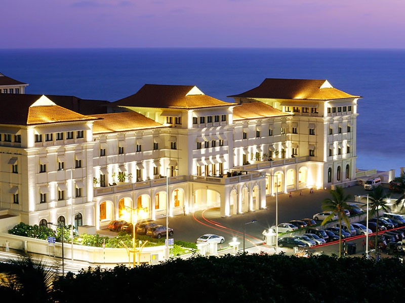 Vue du Galle Face Hotel