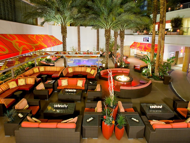 Pool Lounge du Golden Nugget Hotel & Casino