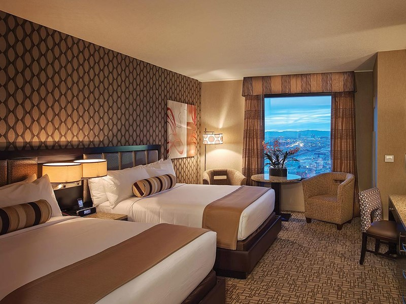 Carson Tower Premium Double Room du Golden Nugget