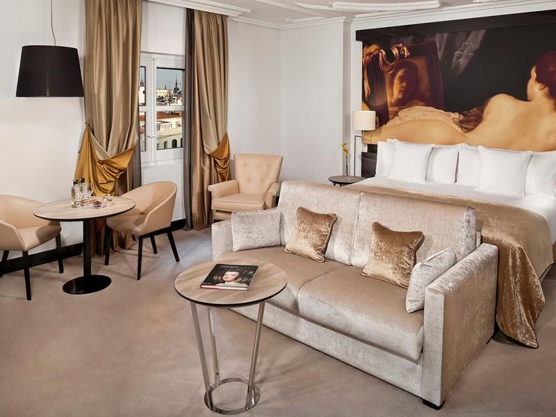 Junior Suite Redlevel du Gran Meliá Palacio de los Duques