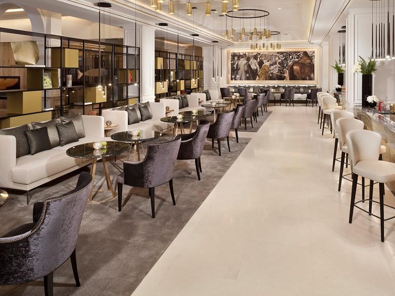 Le restaurant Coroa du Gran Meliá Palacio de los Duques