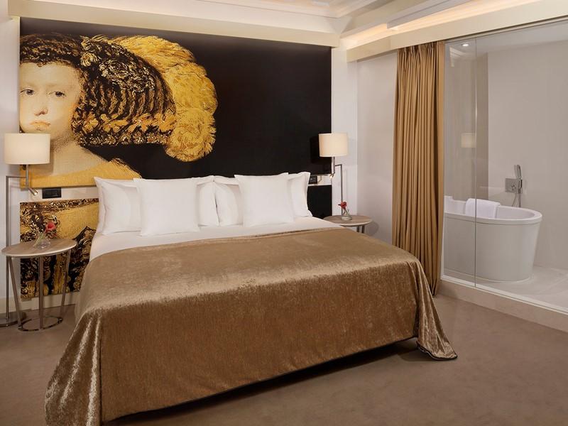Premium Room du Gran Meliá Palacio de los Duques à Madrid