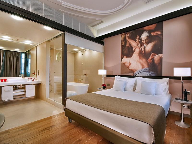 Grand Premium du Gran Melia Villa Agrippina en Italie