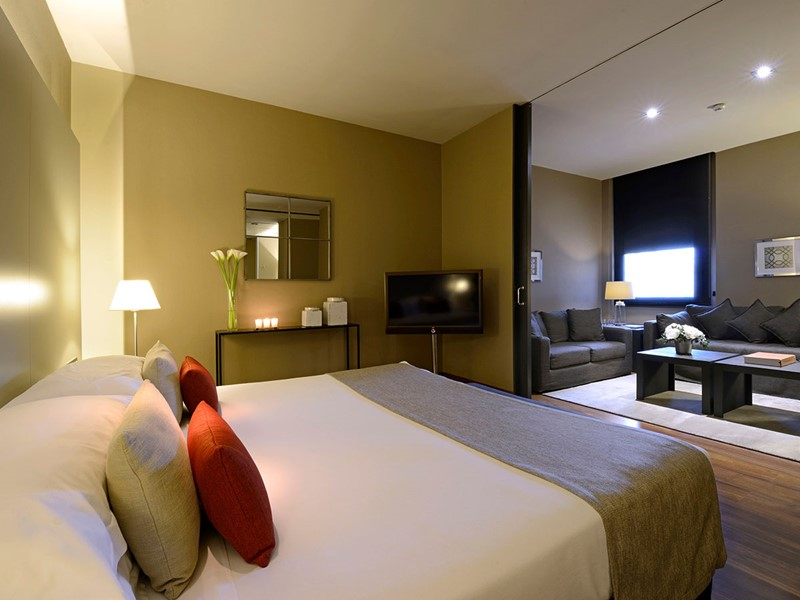La Suite du Grand Central Hotel à Barcelone