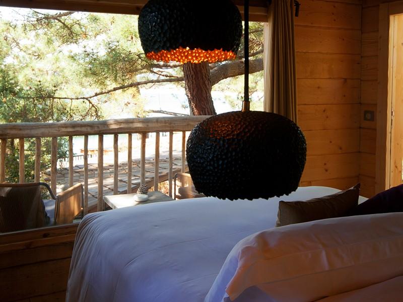 Suite Cabane Bambou du Grand Hôtel de Cala Rossa