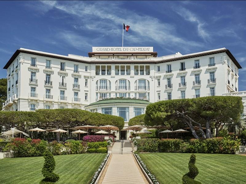 Le Grand-Hôtel du Cap-Ferrat