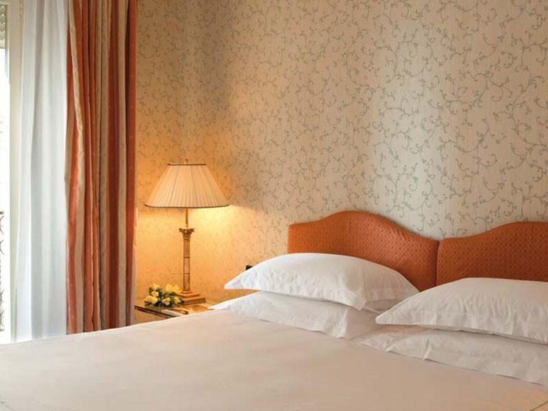 La Classic Room du Grand Hotel Santa Lucia en Italie