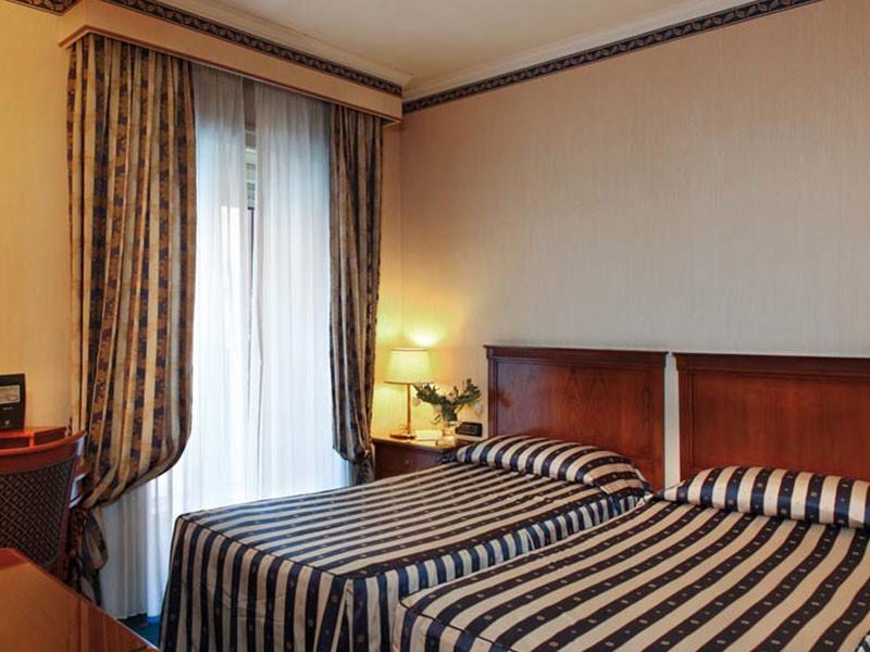 La Superior Room du Grand Hotel Santa Lucia en Italie