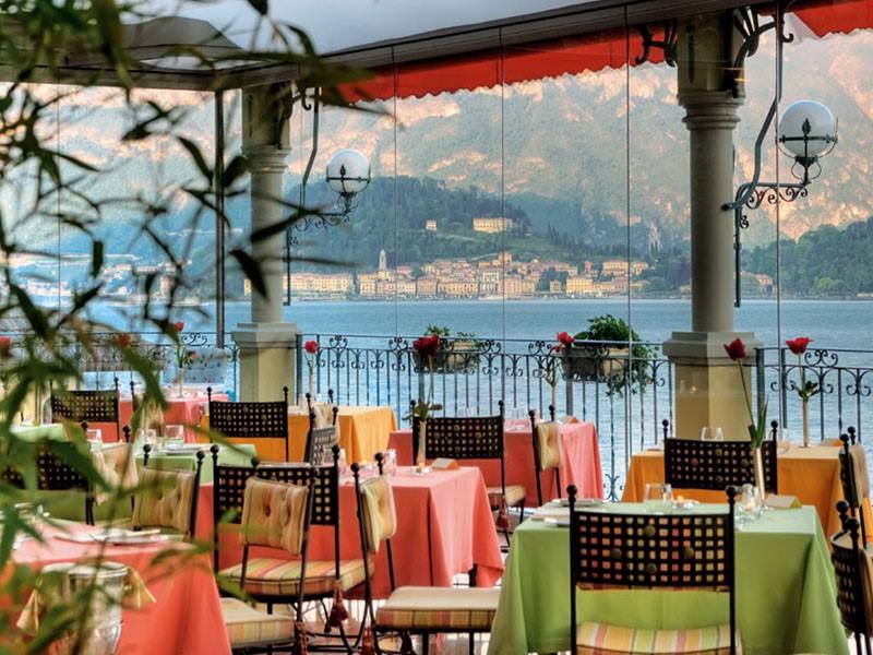 Le restaurant La Terazza