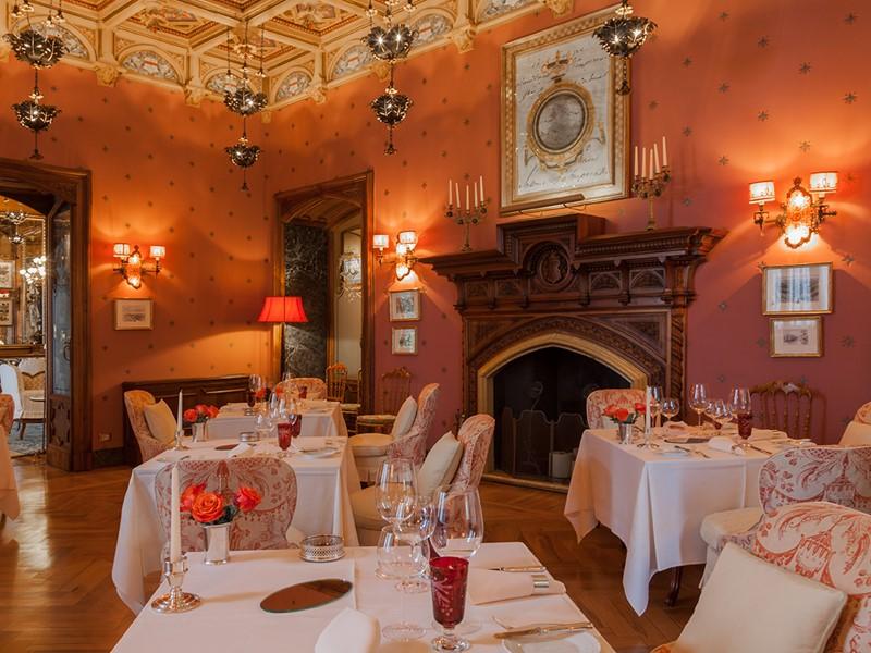 Succulente cuisine italienne au restaurant