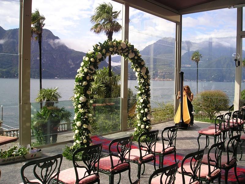 Mariage au Grand Hotel Villa Serbelloni
