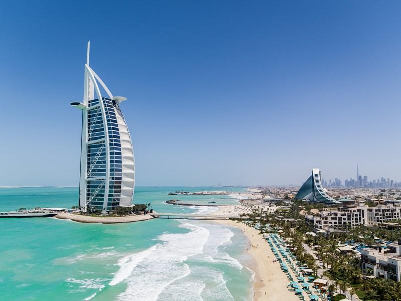 Découvrez l'architecture unique de Dubaï