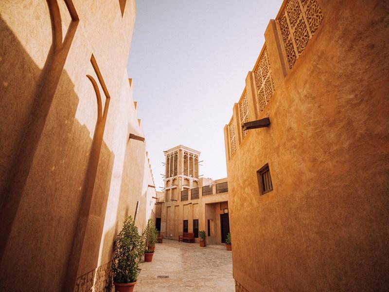 Explorez le quartier historique
