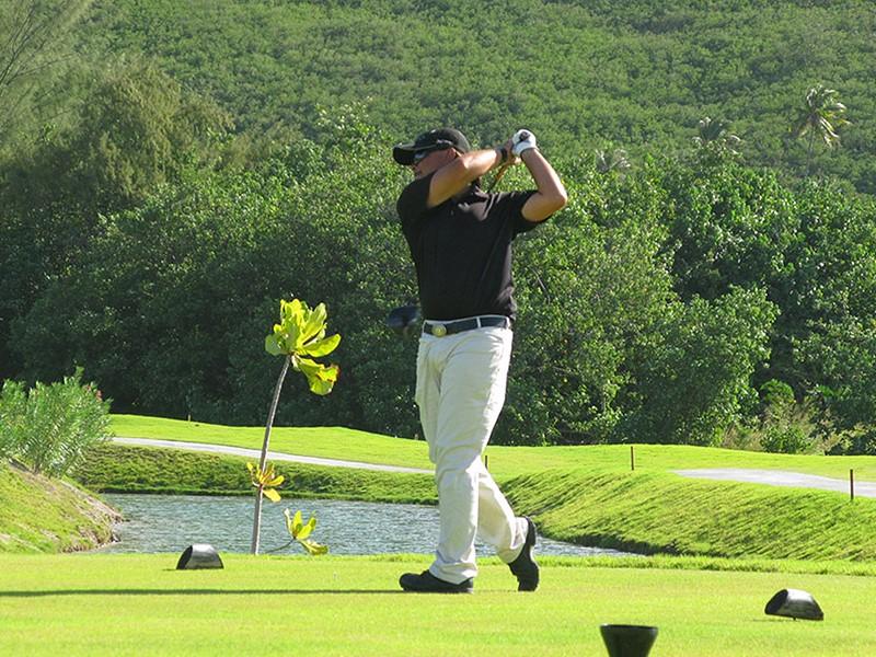 Le Green Lodge met à votre disposition un magnifique parcours de golf