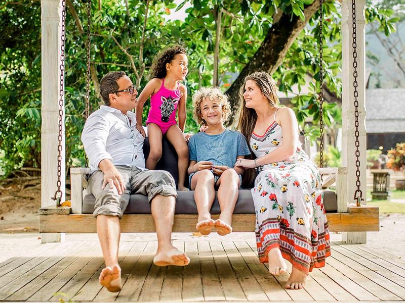 Séjour idéal en famille au H Resort Beau Vallon Beach