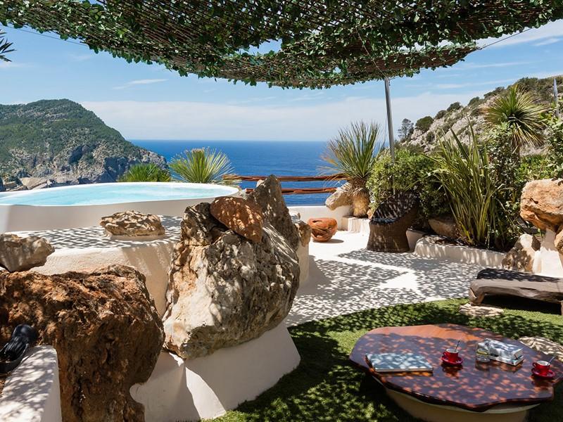 Suite Junior Edén de l'Hacienda Na Xamena à Ibiza