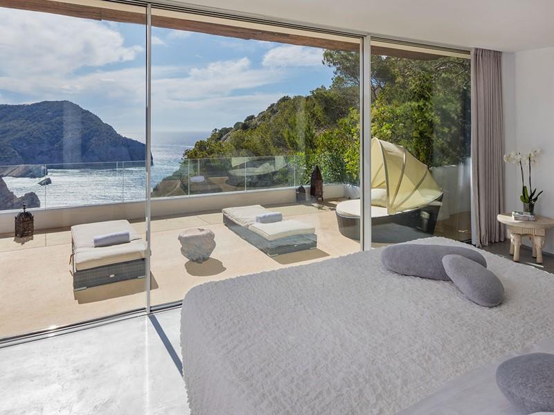 Na Xamena Suite de l'Hacienda Na Xamena à Ibiza