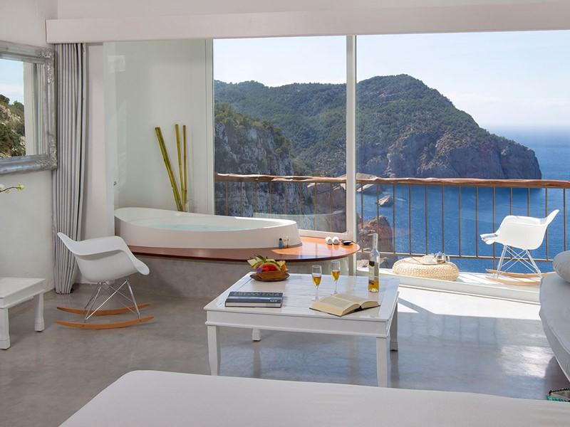 Double Superior de l'Hacienda Na Xamena à Ibiza