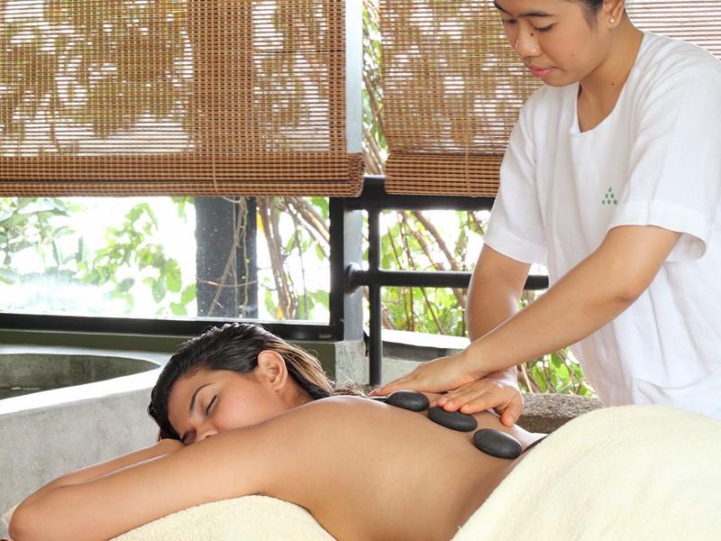 Spa de l'hôtel 4 étoiles Heritance Kandalama au Sri Lanka