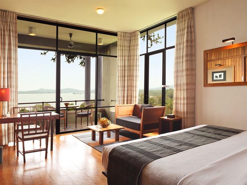 Chambre Panoramique Luxury de l'Heritance Kandalama