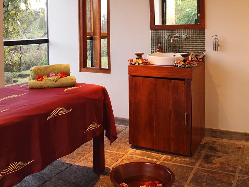 Le spa de l'hôtel 4 étoiles Heritance Tea Factory