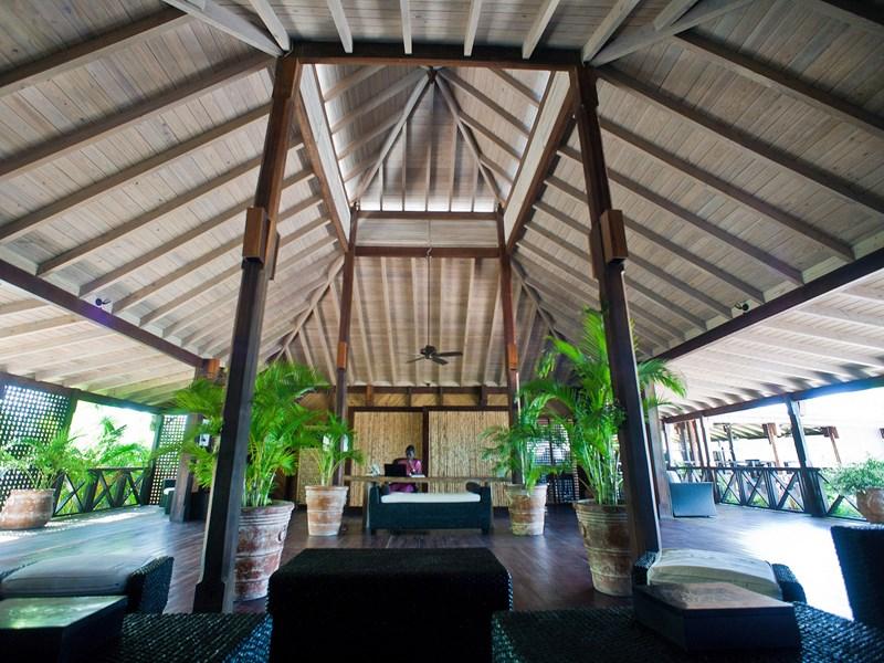 Le Lounge de l'hôtel