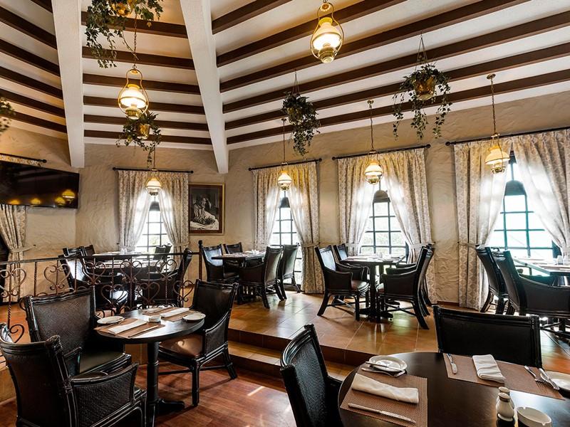 Restaurant Hemingway's de l'Hilton Abu Dhabi
