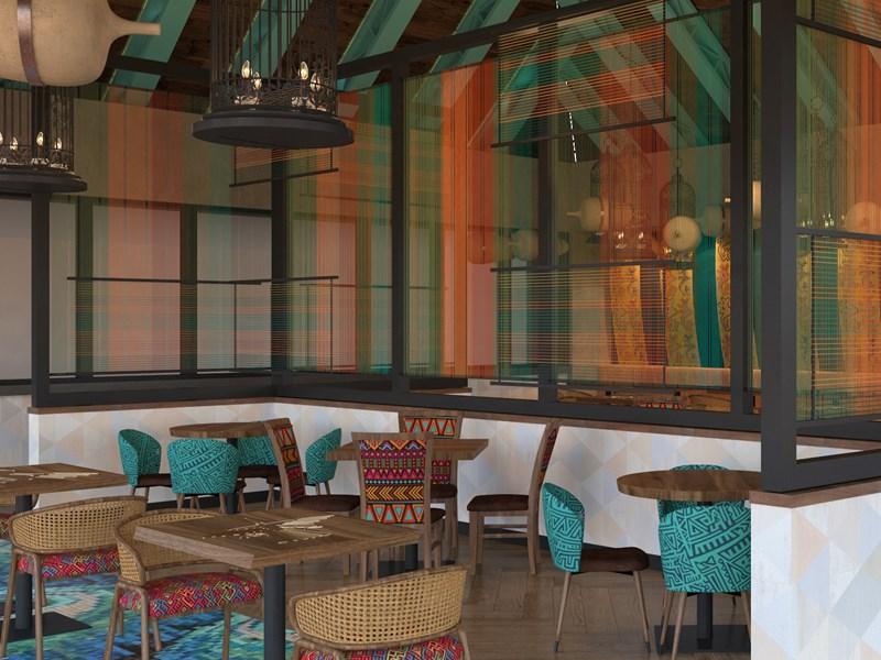 Le restaurant Péruvien