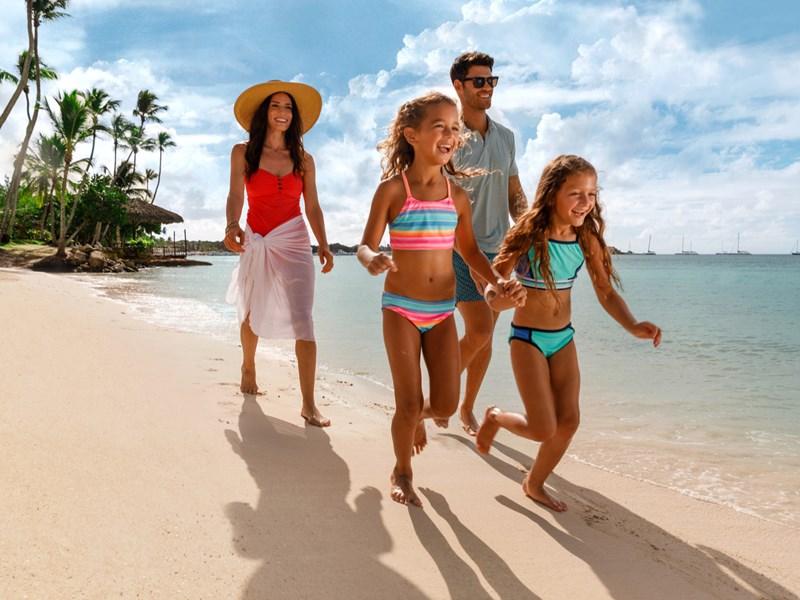 Passez des après-midi à la plage et surtout en famille !