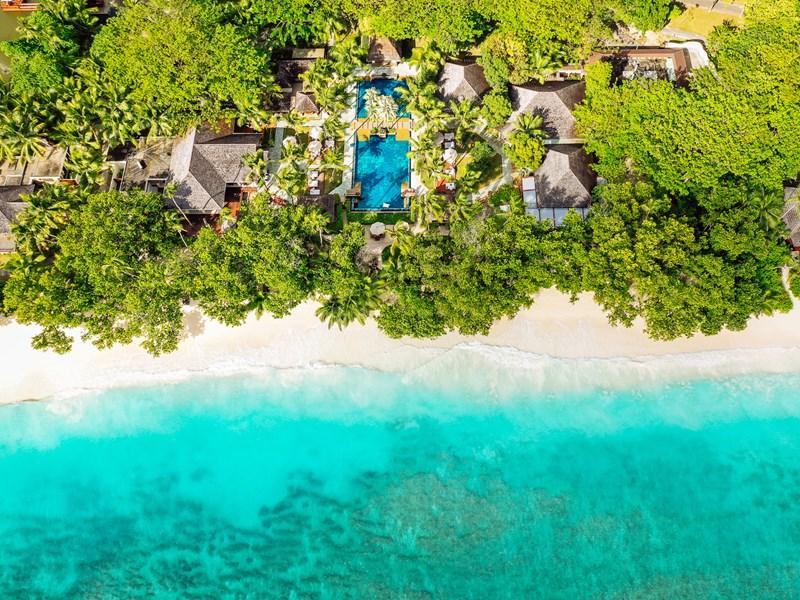 Vacances mémorables sur une île sauvage