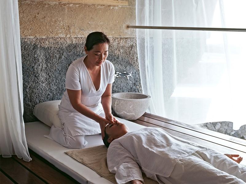 Le spa de l'hôtel 5 étoiles Hospes Maricel & Spa