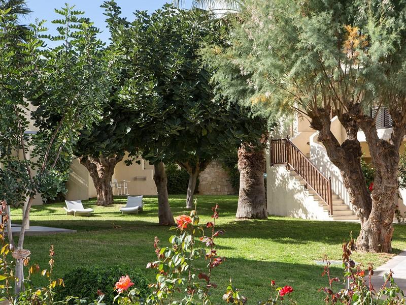 Le superbe jardin méditerranéen