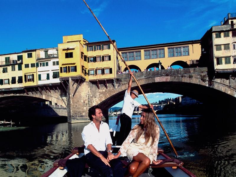 Balade sur la rivière Arno