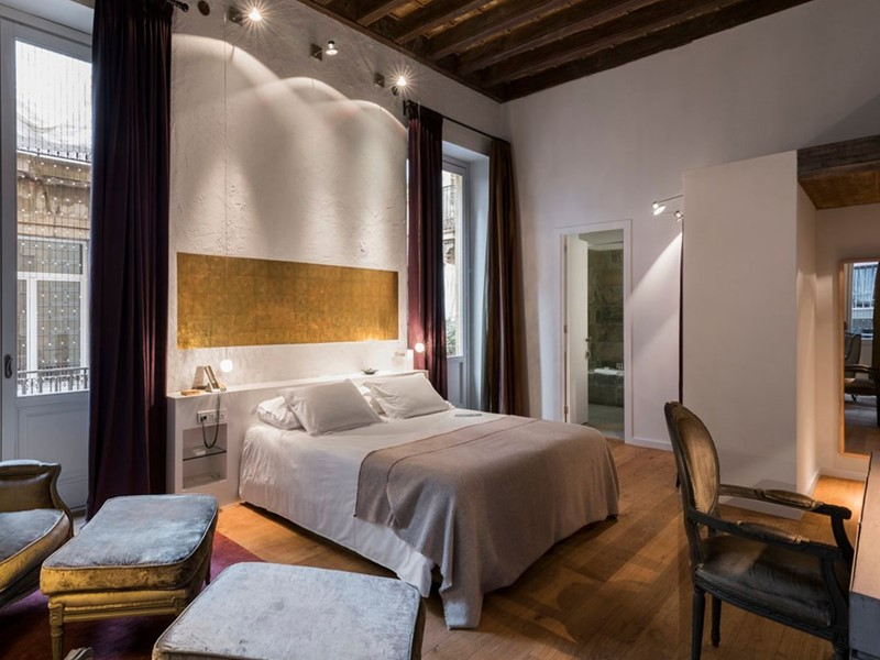 Junior Suite de l'hôtel Neri à Barcelone