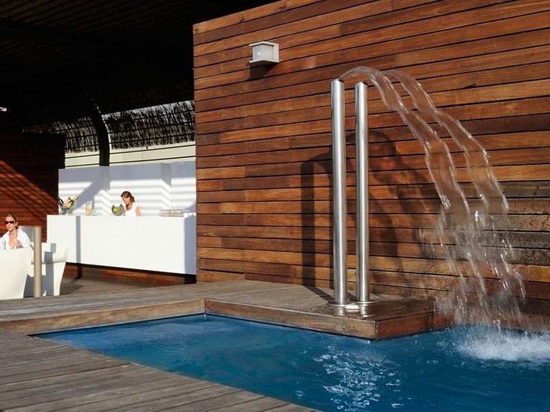 Autre vue de la piscine de l'OMM en Espagne