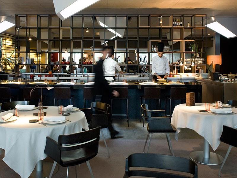 Restaurant Roca Moo de l'OMM situé en Barcelone