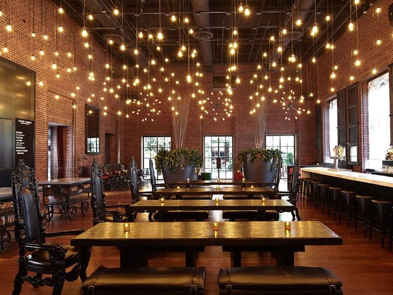 Le Hudson Bar