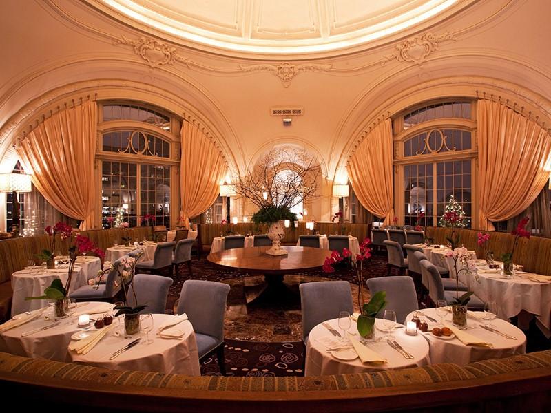 Le restaurant IXI (NINETEEN)