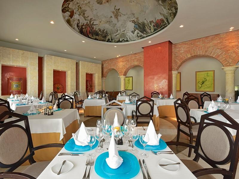 Spécialités italiennes au restaurant La Tentazione