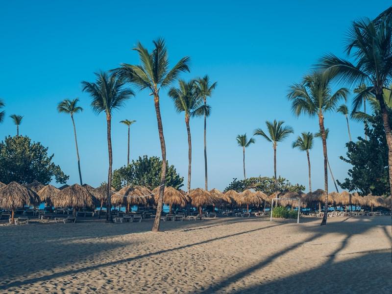 Vous pourrez profiter de la belle plage et de ses infrastructures