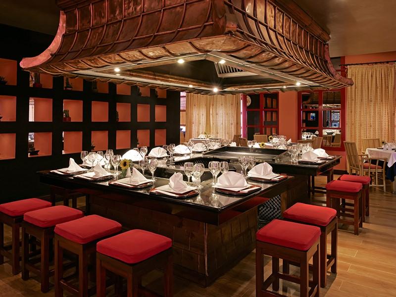 Spécialités japonaises au restaurant La Geisha