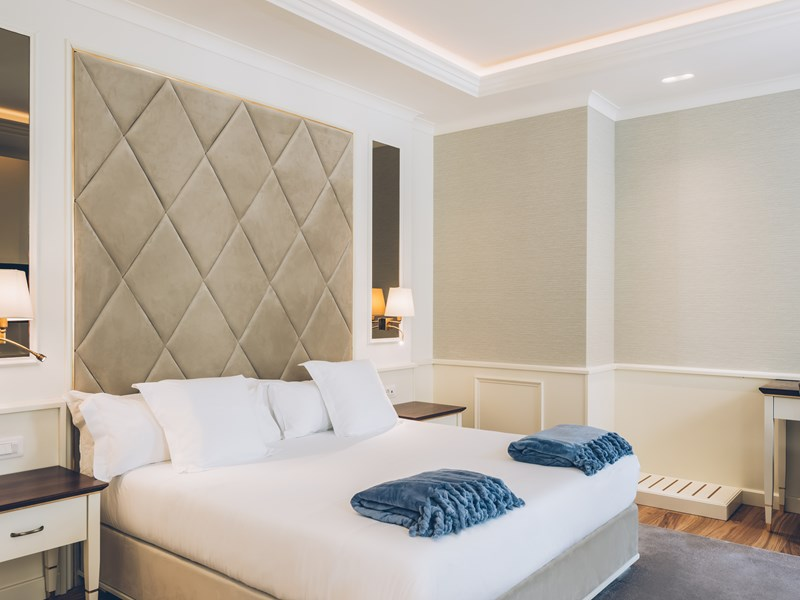 La Deluxe Double Room