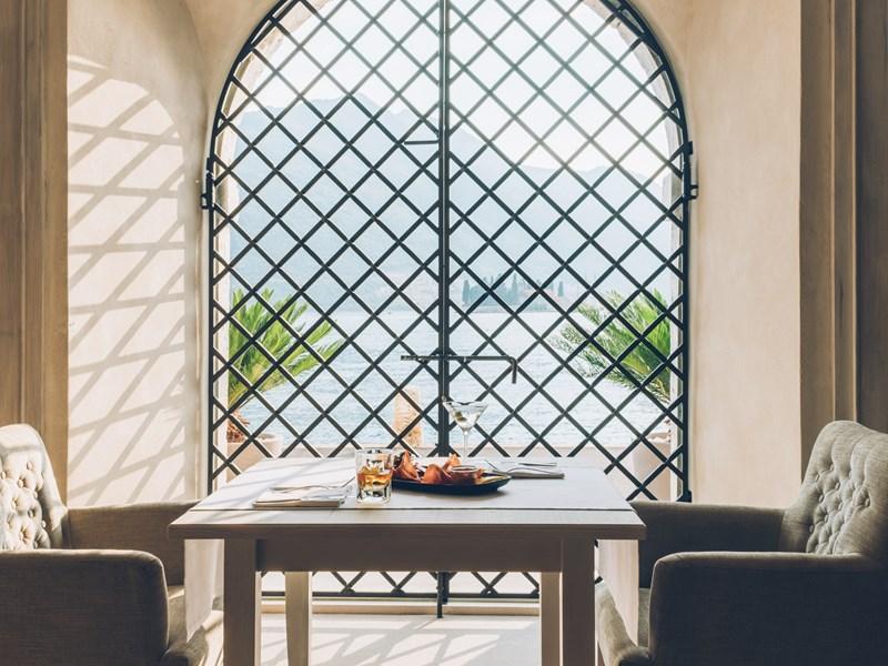 Le restaurant Riva