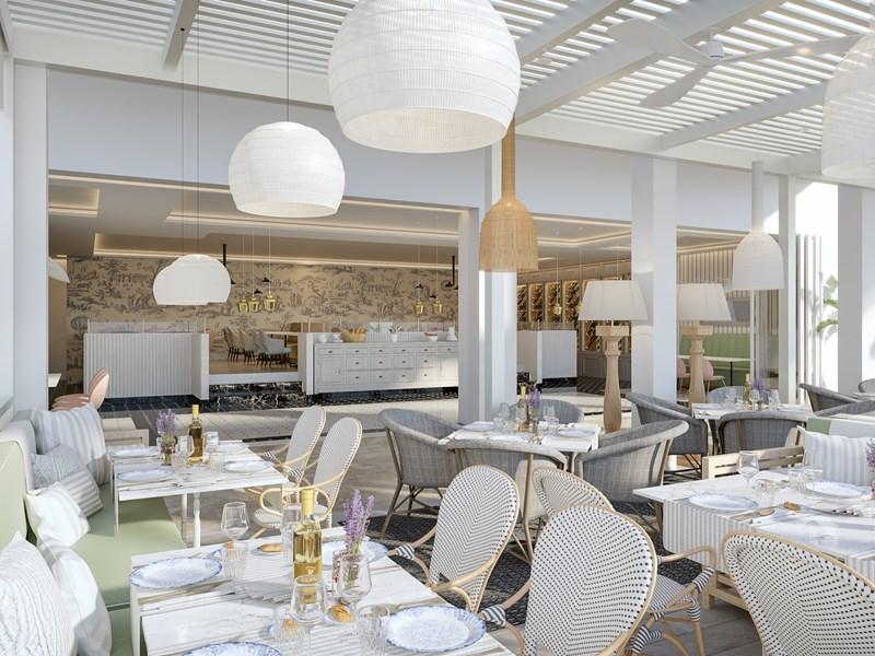 Des mets délicieux au Provence Restaurant